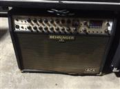 BEHRINGER ACOUSTIC AMP ACX1000